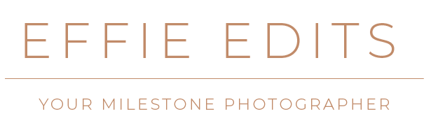 Effie Edits Inc. - Your Milestone Photographer